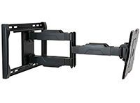omnimount ci120fmx extended full motion tv wall mount. Black Bedroom Furniture Sets. Home Design Ideas
