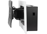 Omnimount Oe120iw Full Motion Recessed Tv Wall Mount