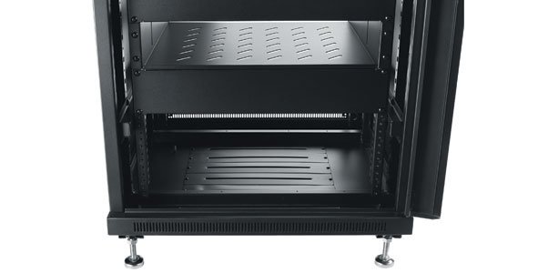 Omnimount Re18 Audio Video Component Rack System